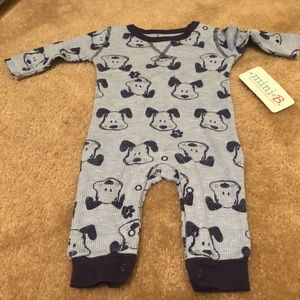 Other - Blue Puppy Body Suit